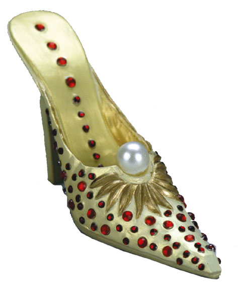"""Chaussure miniature """"sterling"""" cp087"""